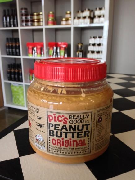 Pics Peanut Butter Satay