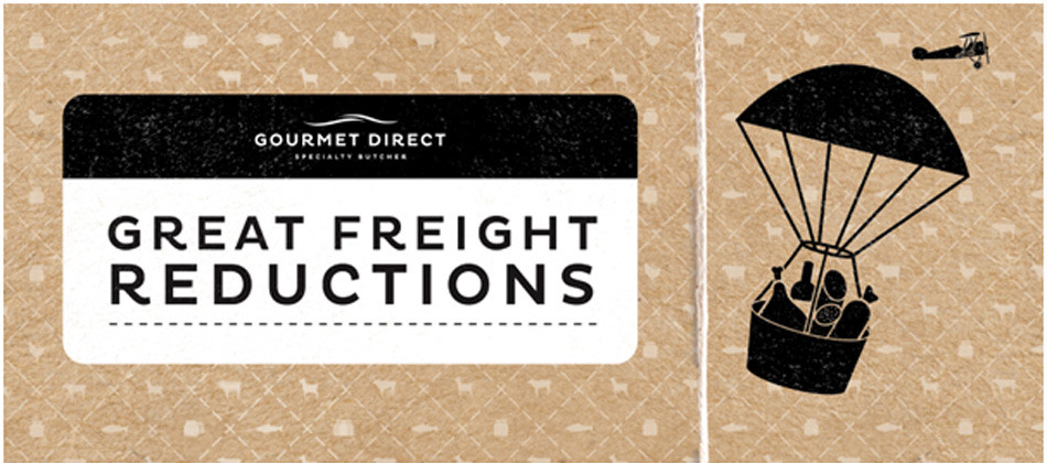 Permanent Freight Reductions