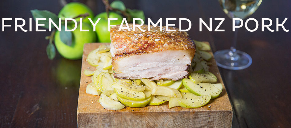 Friendly Farmed NZ Pork