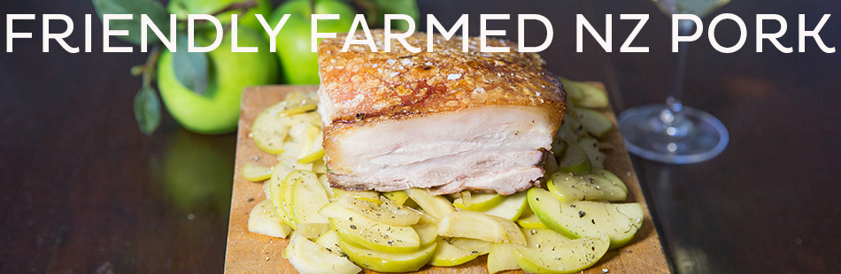Friendly Farmed NZ Pork