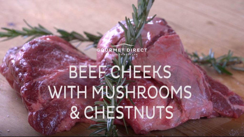 Delicious Beef Cheeks