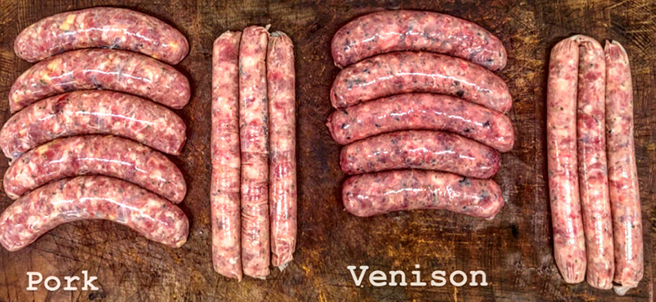 Try Our Artisan Sausages